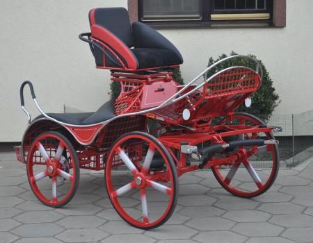 077A Marathon Ergonomic Pony