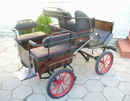 023 Wagonette Shetty