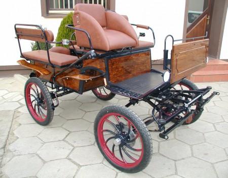 023A Wagonette Shetty
