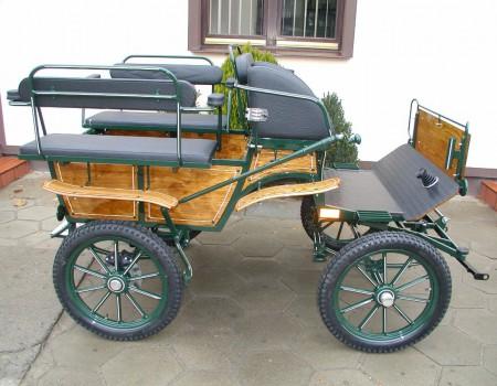 023B Wagonette Shetty