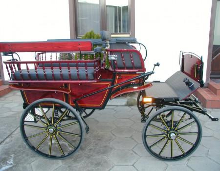 023E Wagonette Pony (puitistmed)