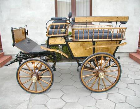 014C Vagonett puitistmete ja ratastega